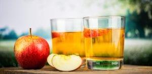 suc de mere pentru constipatie