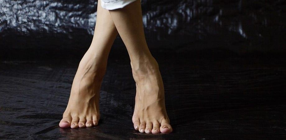 arzând picioarele umflate noaptea