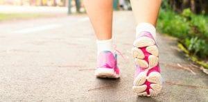 prevenirea picioarelor umflate