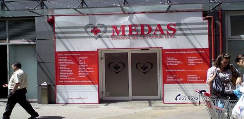 Centrul medical Medas Bucuresti