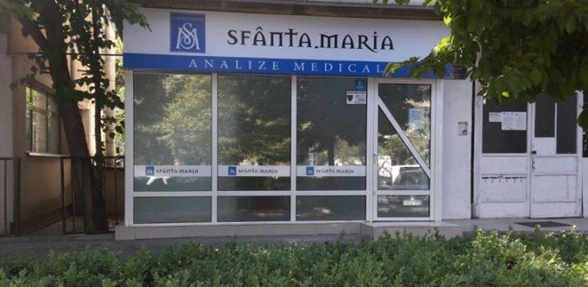Clinicile Sfanta Maria Bucuresti