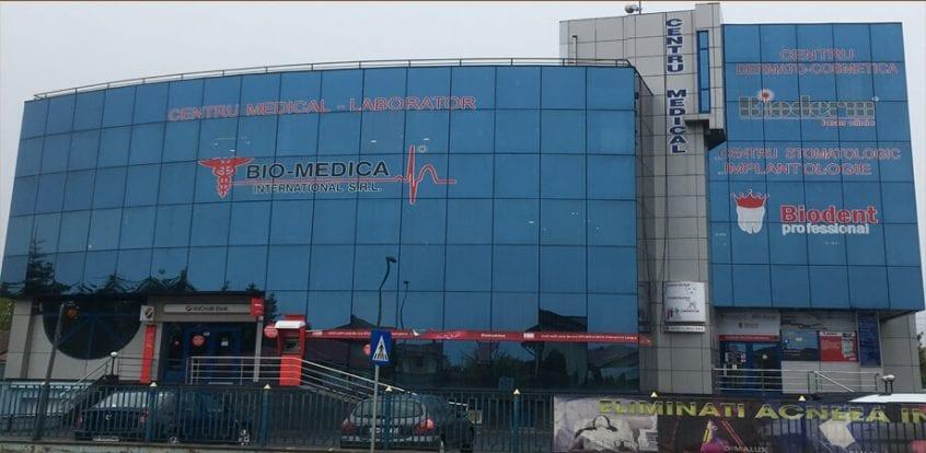 Centrul medical Bio Medica Bucuresti