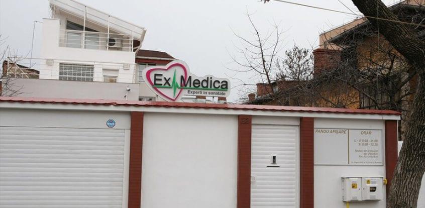 Clinica medicala ExMedica Bucuresti