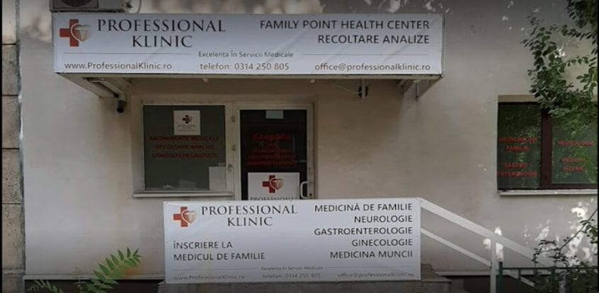 Clinica medicala Professional Klinic