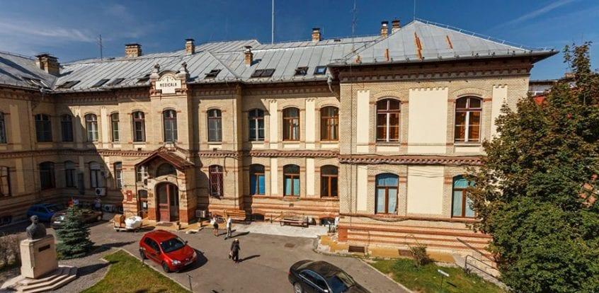 Spitalul Clinic Judetean de Urgenta Cluj