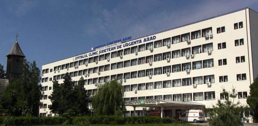 Spitalul Clinic Judetean de Urgenta Arad