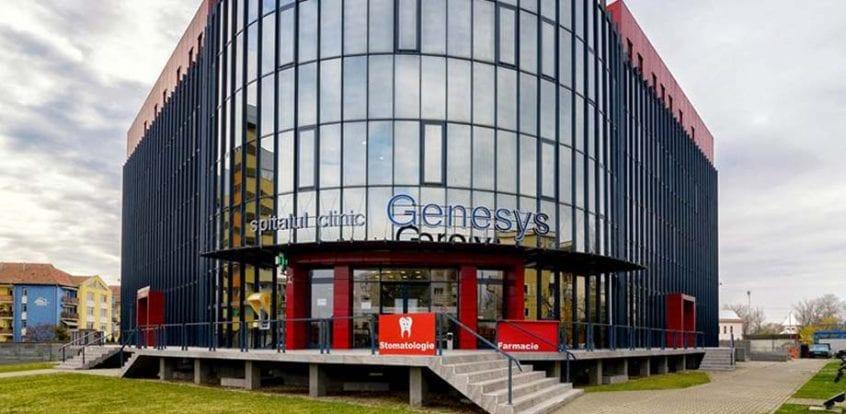 Spitalul Genesys MedLife Arad